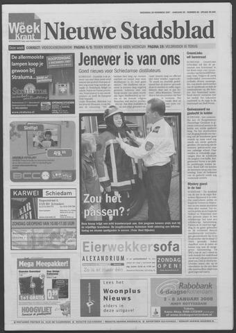 Het Nieuwe Stadsblad 2007-11-28