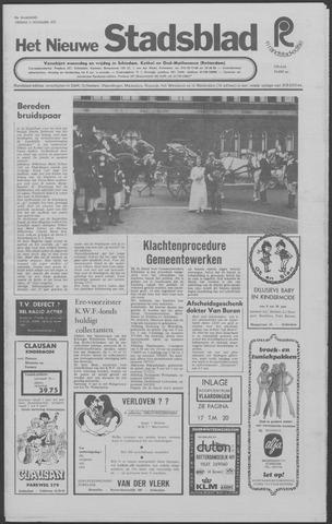 Het Nieuwe Stadsblad 1971-11-05