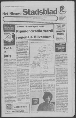 Het Nieuwe Stadsblad 1981-01-21