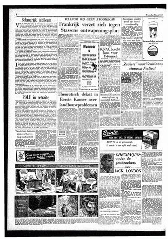 Rotterdamsch Parool / De Schiedammer 1957-05-29