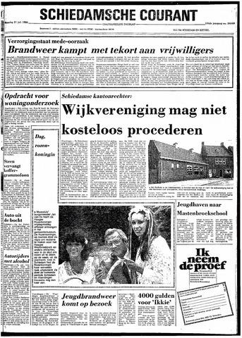 Rotterdamsch Nieuwsblad / Schiedamsche Courant / Rotterdams Dagblad / Waterweg / Algemeen Dagblad 1980-07-21