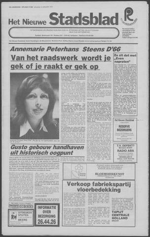 Het Nieuwe Stadsblad 1979-01-19