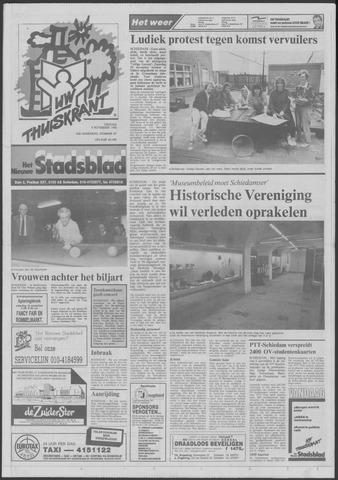 Het Nieuwe Stadsblad 1990-11-09