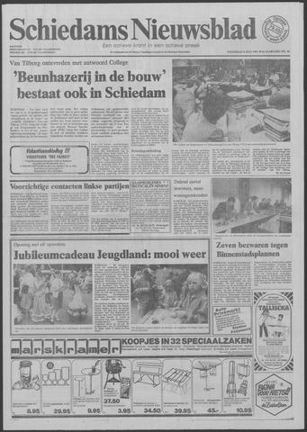 Schiedams Nieuwsblad 1981-07-08