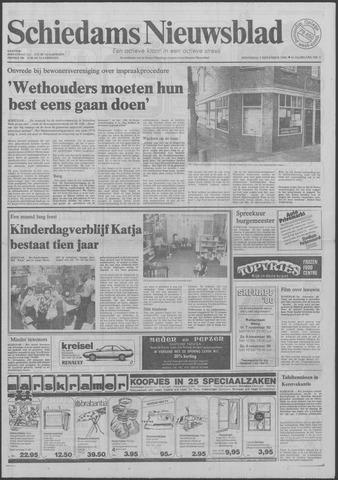 Schiedams Nieuwsblad 1980-11-05