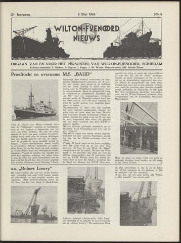 Wilton Fijenoord Nieuws 1949-05-01