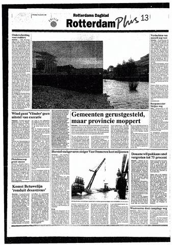 Rotterdamsch Nieuwsblad / Schiedamsche Courant / Rotterdams Dagblad / Waterweg / Algemeen Dagblad 1993-09-04