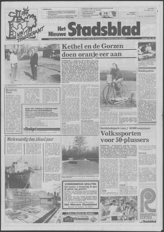 Het Nieuwe Stadsblad 1987-04-24