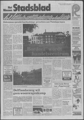 Het Nieuwe Stadsblad 1985-11-01