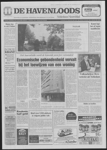 De Havenloods 1993-10-21