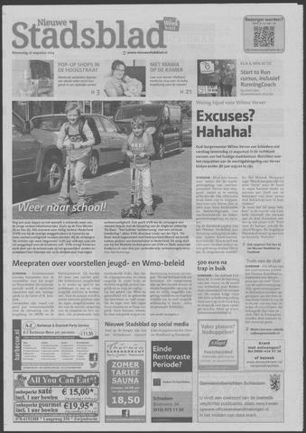 Het Nieuwe Stadsblad 2014-08-27