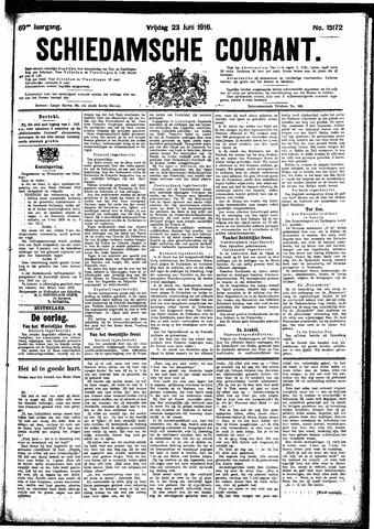 Schiedamsche Courant 1916-06-23