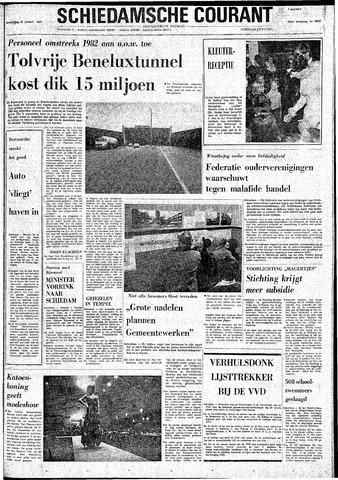 Rotterdamsch Nieuwsblad / Schiedamsche Courant / Rotterdams Dagblad / Waterweg / Algemeen Dagblad 1974-01-31