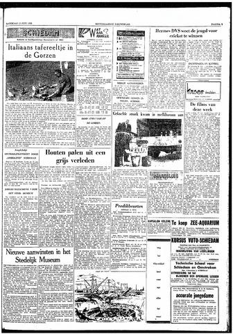 Rotterdamsch Nieuwsblad / Schiedamsche Courant / Rotterdams Dagblad / Waterweg / Algemeen Dagblad 1959-06-13