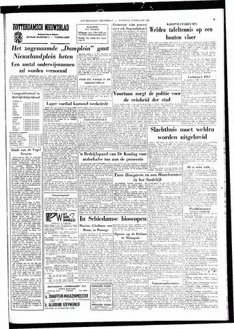 Rotterdamsch Nieuwsblad / Schiedamsche Courant / Rotterdams Dagblad / Waterweg / Algemeen Dagblad 1964-02-15