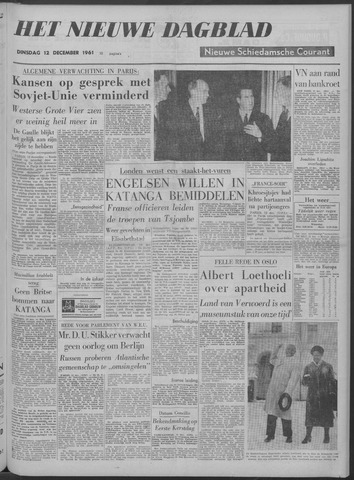 Nieuwe Schiedamsche Courant 1961-12-12