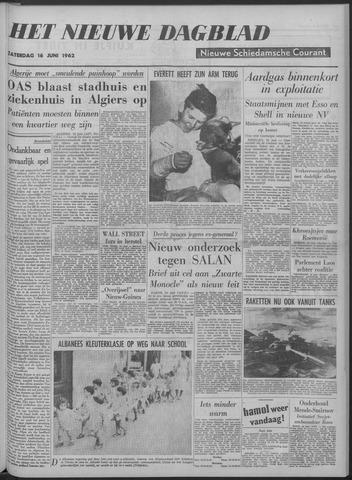 Nieuwe Schiedamsche Courant 1962-06-16