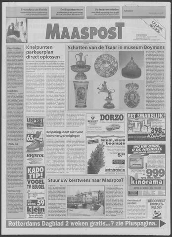 Maaspost / Maasstad / Maasstad Pers 1995-12-06