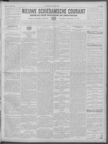 Nieuwe Schiedamsche Courant 1933-05-17