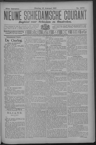 Nieuwe Schiedamsche Courant 1917-02-27