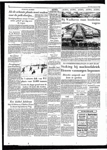 Rotterdamsch Parool / De Schiedammer 1955-01-19