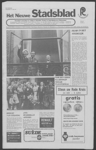 Het Nieuwe Stadsblad 1971-05-26