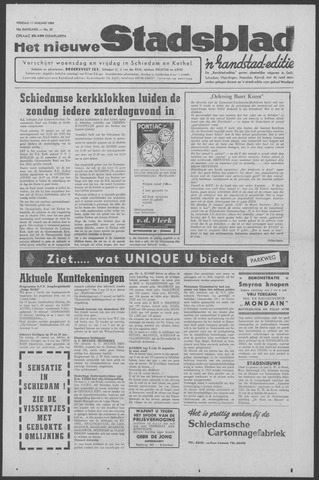Het Nieuwe Stadsblad 1964-01-17