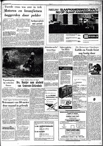 Trouw / De Rotterdammer 1966-08-12