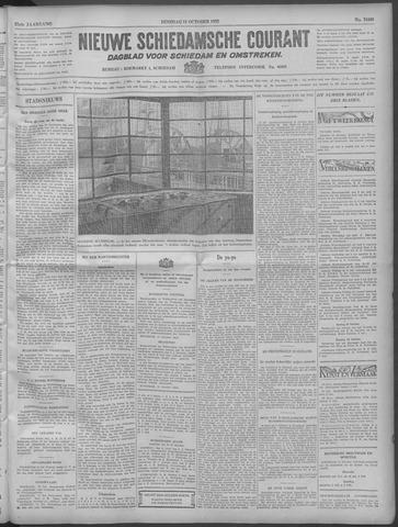 Nieuwe Schiedamsche Courant 1932-10-11