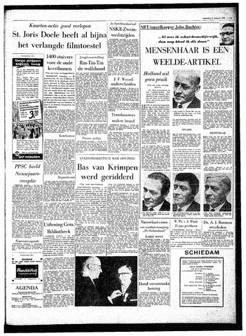Rotterdamsch Parool / De Schiedammer 1964-01-06