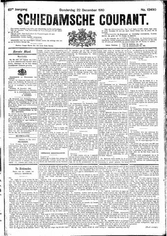 Schiedamsche Courant 1910-12-22