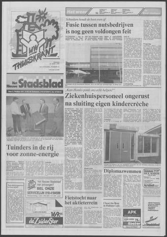 Het Nieuwe Stadsblad 1990-04-20