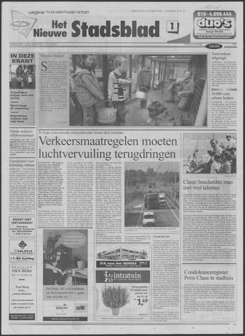 Het Nieuwe Stadsblad 2002-10-09