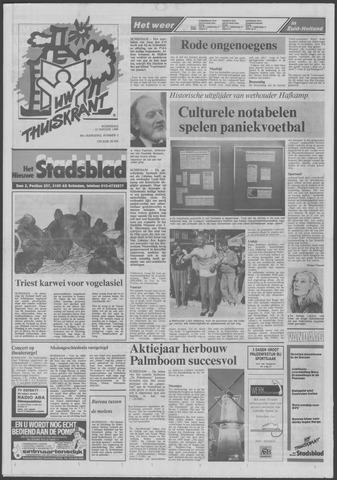Het Nieuwe Stadsblad 1988-01-13