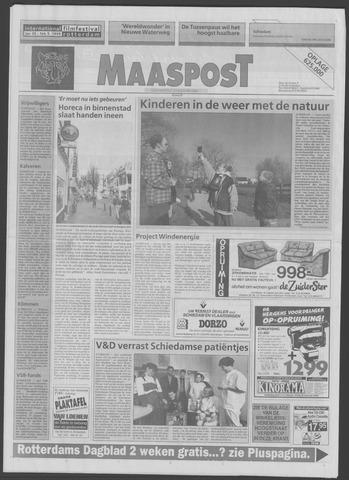 Maaspost / Maasstad / Maasstad Pers 1995-01-25