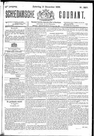Schiedamsche Courant 1898-12-31