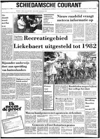 Rotterdamsch Nieuwsblad / Schiedamsche Courant / Rotterdams Dagblad / Waterweg / Algemeen Dagblad 1980-05-21