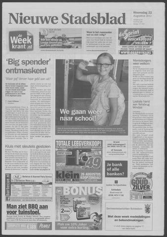 Het Nieuwe Stadsblad 2012-08-22