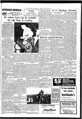 Rotterdamsch Nieuwsblad / Schiedamsche Courant / Rotterdams Dagblad / Waterweg / Algemeen Dagblad 1965-09-25