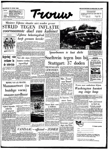 Trouw / De Rotterdammer 1959-06-22