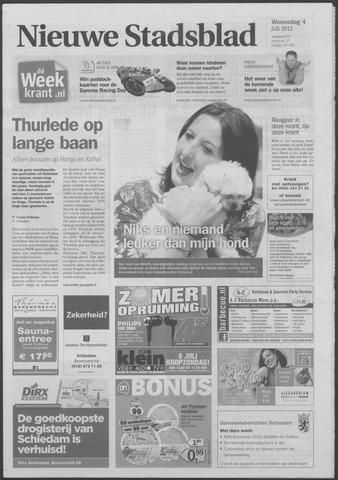 Het Nieuwe Stadsblad 2012-07-04