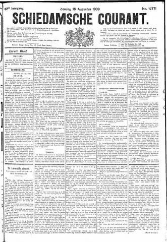Schiedamsche Courant 1908-08-16