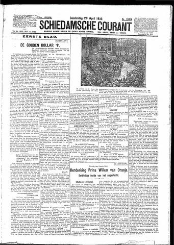 Schiedamsche Courant 1933-04-20