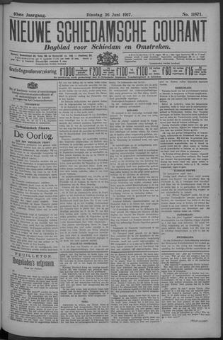 Nieuwe Schiedamsche Courant 1917-06-26