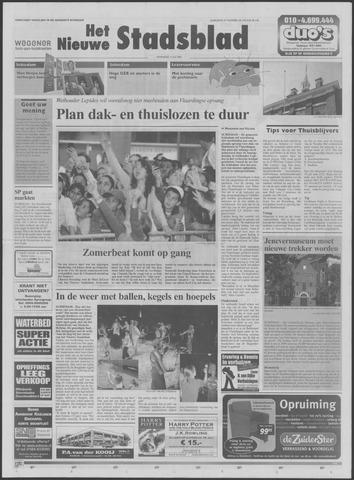 Het Nieuwe Stadsblad 2005-07-13