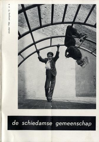 Schiedamse Gemeenschap (tijdschrift) 1960-10-01