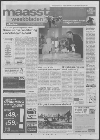 Maaspost / Maasstad / Maasstad Pers 2005-01-26