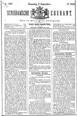 Schiedamsche Courant 1877-09-03