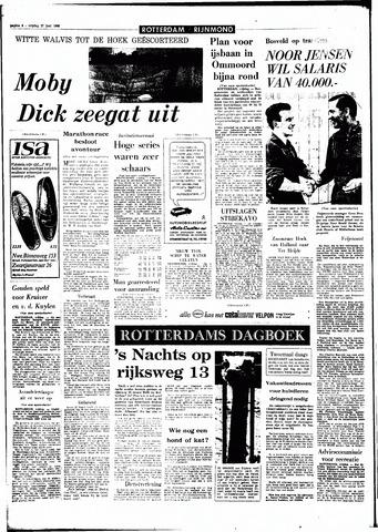 Rotterdamsch Parool / De Schiedammer 1966-06-17