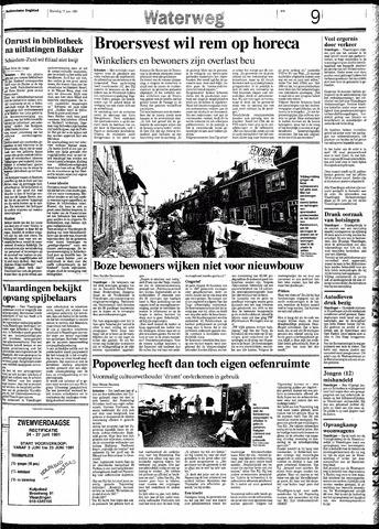 Rotterdamsch Nieuwsblad / Schiedamsche Courant / Rotterdams Dagblad / Waterweg / Algemeen Dagblad 1991-06-17